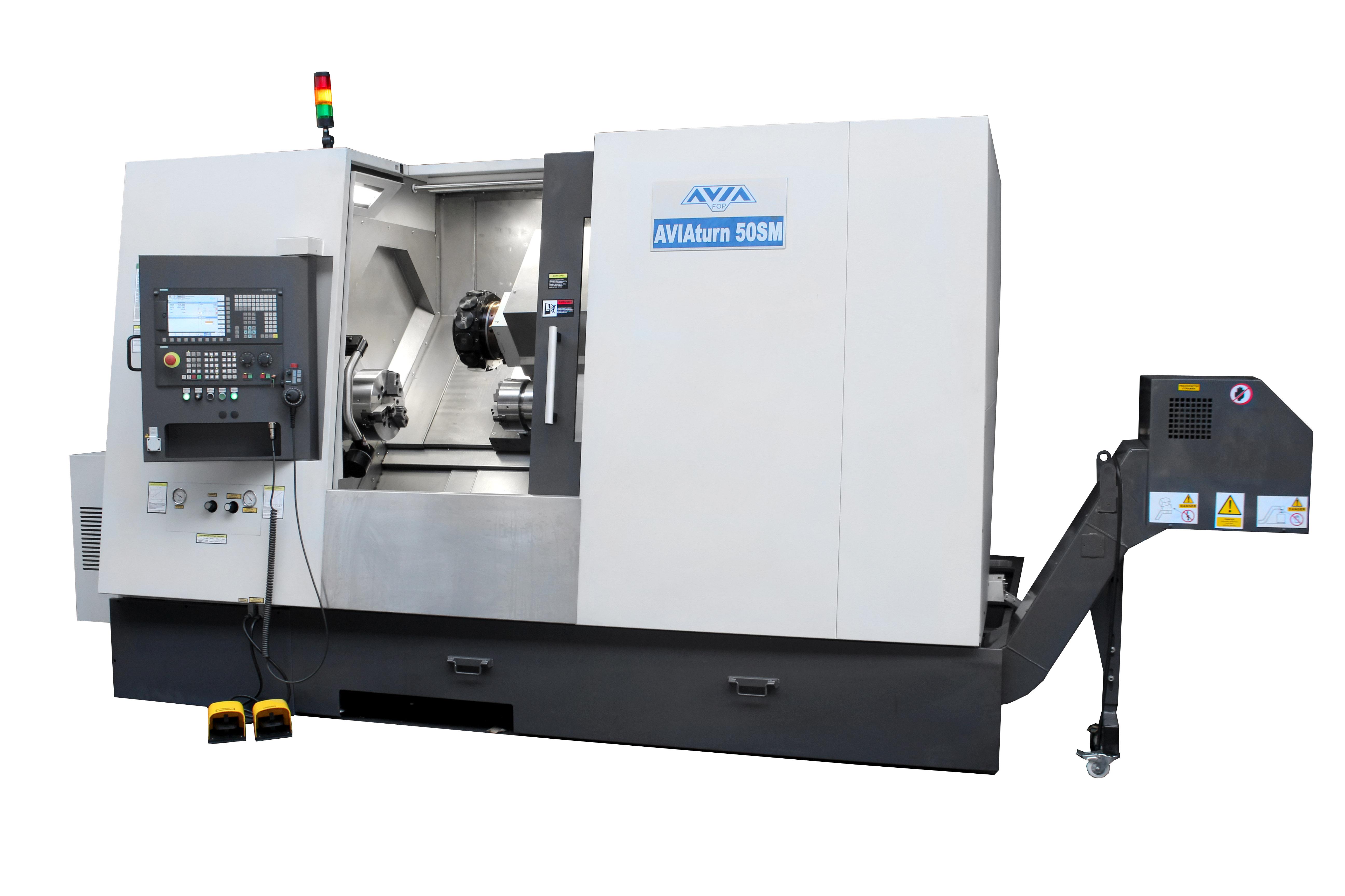 Rewelacyjny Tokarki CNC ze skośnym łożem – Fabryka Obrabiarek Precyzyjnych ZI06